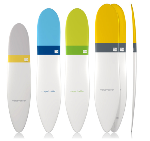 Meyerhoffer 2 surfboards